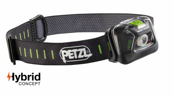 Petzl HF20 LED Headlamp (300 lumens)
