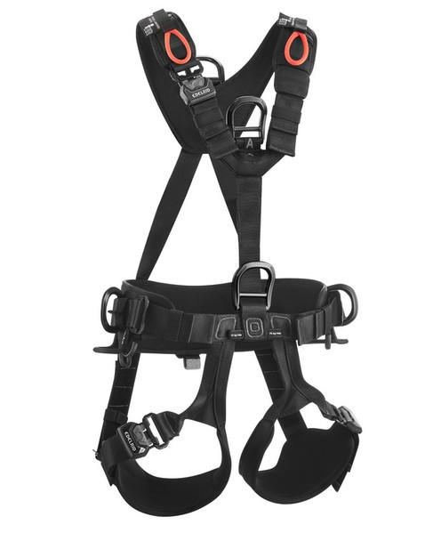 Edelrid Vertic Triple Lock II, Night