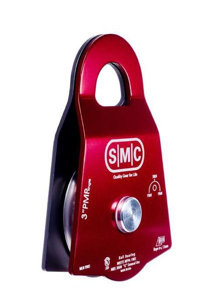 "SMC 3"" NFPA Single Prusik Minding Pulley"