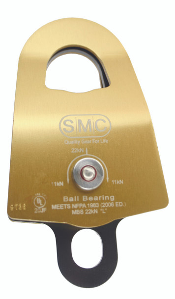 SMC Double Mini Prusik Minding Pulley NFPA