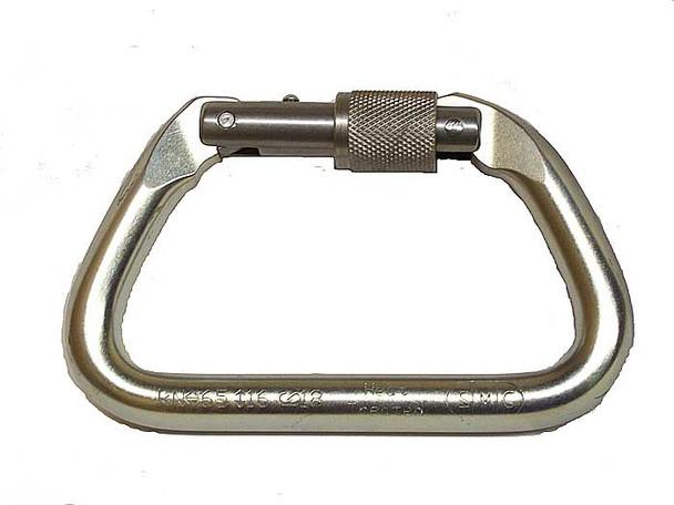 SMC Large Locking 'D' Heat treated
