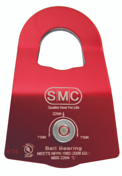 SMC Mini Prusik Minding Pulley NFPA