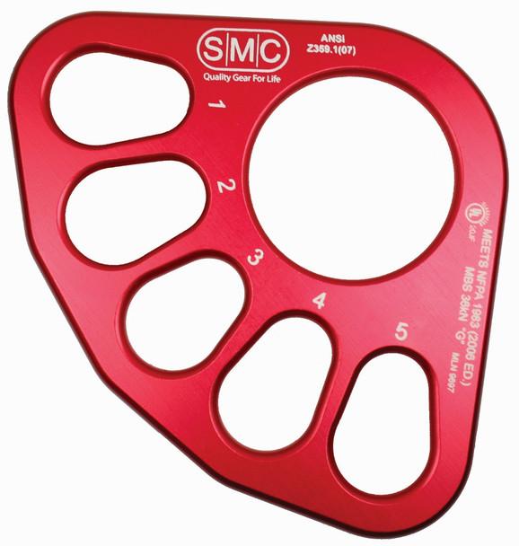 SMC Rigging Plate Red