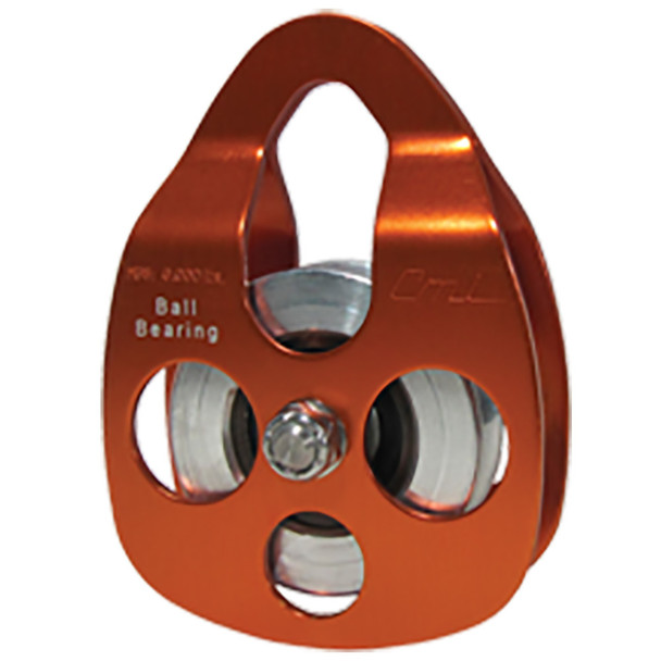 "CMI RP103BB 2 3/8"" Aluminum Pulley (Ball Bearing)"