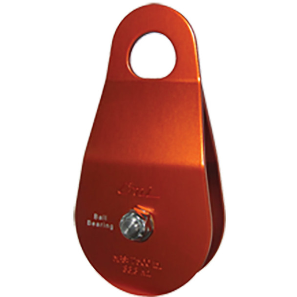 "CMI RP116BB 2"" Orange Service Line Pulley (Ball Bearing)"
