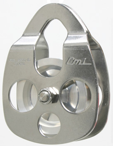 "CMI RP104 2"" Pulley, Stainless Steel"