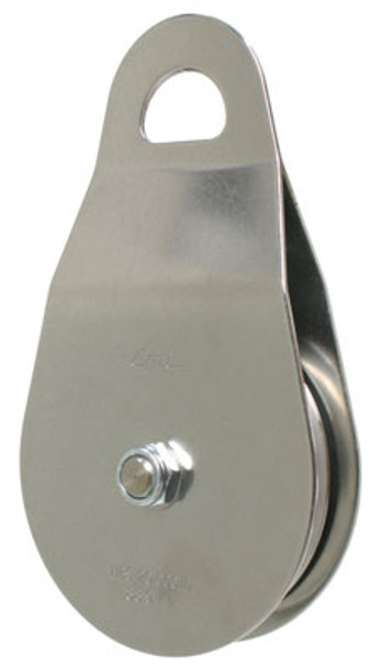 """CMI RP123SS 4"""" Stainless Steel Pulley"""
