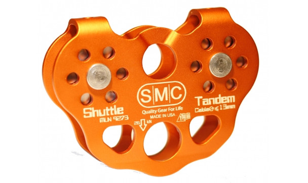 SMC Shuttle Tandem Cable Pulley