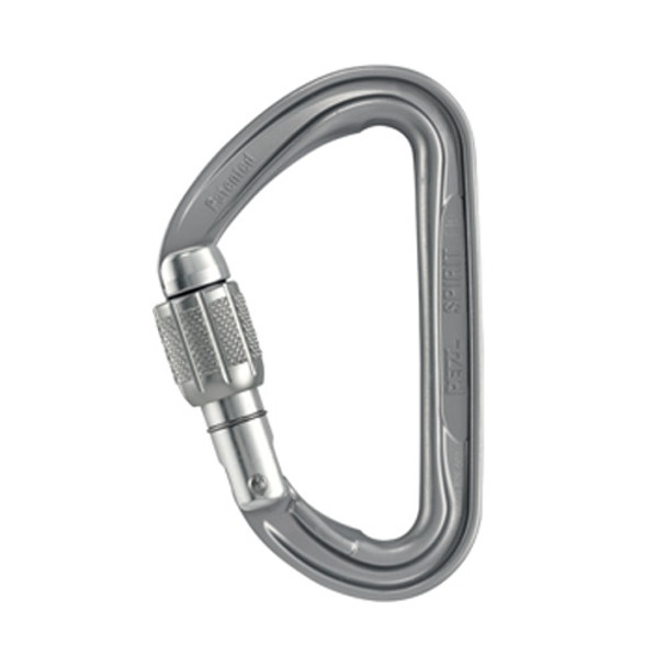 Petzl M53A SL SPIRIT Screw-Lock Carabiner