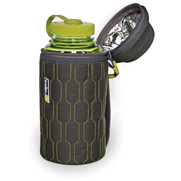 Nalgene Bottle Carrier Insulated Gray