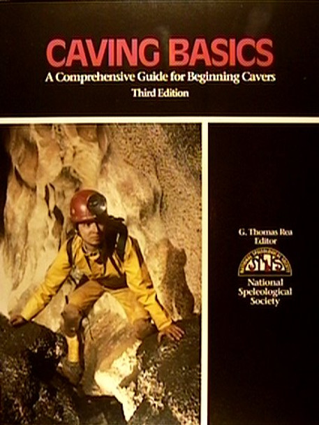 NSS Caving Basics 4th edition