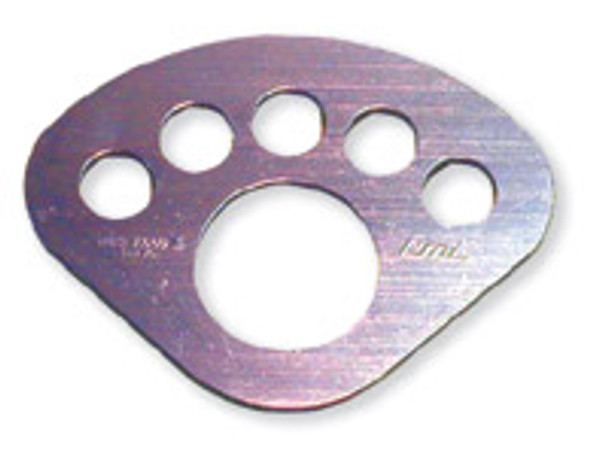 CMI RIGPLAT2NFPA Stainless Steel Bearpaw Rigging Plate