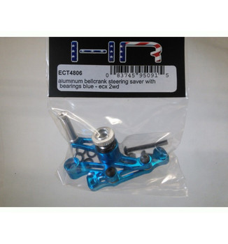 Hot Racing ECT1906 Aluminium Caster blocs ECX 2WD Amp Boost