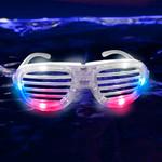 RWB LED Shutter Glasses