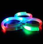 R/G/B LED Strobe Bracelets