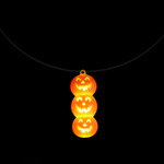 """33"""" Assorted Halloween Necklaces (6 Pack)"""