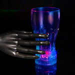 LED 10.5 Ounce Cola Cup with R/G/B