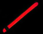 Red Slap Band Bracelets
