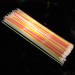 "22"" Assorted Premium Glow Necklaces 50pk"
