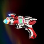 Red Large Magic Spinner Gun