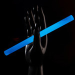 "10"" Blue Concert Glow Sticks (25 Pack)"