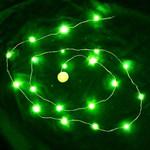 Waterproof LED String LED Light Green