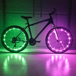 RGB Bicycle Wheel Lights