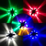 LED Bicycle Hub Lights