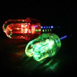 LED Filament Bulb Earrings