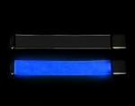 Blue LED Sound Activated Magnetic Bracelet