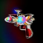 Red Magic Spinner Gun