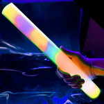 "16"" Multicolor Sound Activated LED Foam Stick"