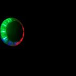 Green  LED Light Up Skip Jumper