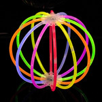 Glow Lantern Mixed Colors