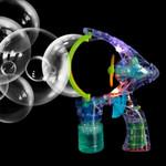 Folding Bubble Gun