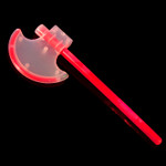"""10"""" Red Glow Axe"""