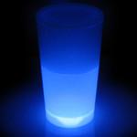 Atomic Glow Tumblers Blue