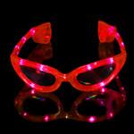Red Premium LED Sunglasses