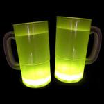 Glow Mugs 15 Pk - Yellow