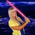 LED Light Saber Sword Tri-Color