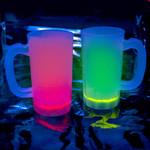 Glow Mugs 15 Pk - Asst.