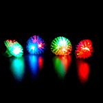 Light Up Urchin Ring- 24 pack