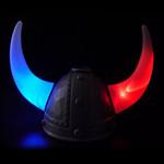 Multicolor LED Warrior Helmet