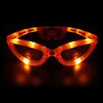 Orange Premium LED Sunglasses