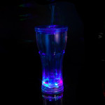 Blue LED Double Wall Cola Cup