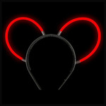 Red Glow Bunny Ears
