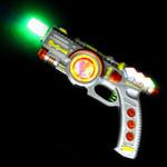 Flashing Tunnel Gun - 3 Pack