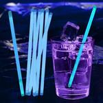 "5"" Blue Glow Stir Sticks (100 Pack)"