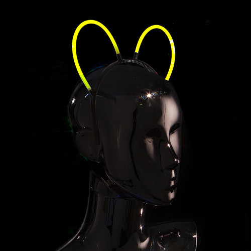Yellow Glow Bunny Ears