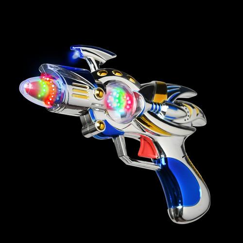 Blue Large Magic Spinner Gun
